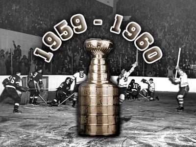 Кубок Стэнли. Часть 68. 1959-1960