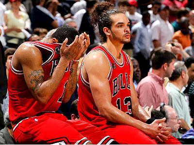 """НБА-2010/11. Из жизни """"жучков"""". День 188-й"""