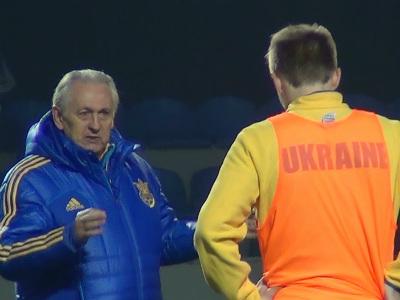 Серия сборной Украины: 11 матчей без поражений