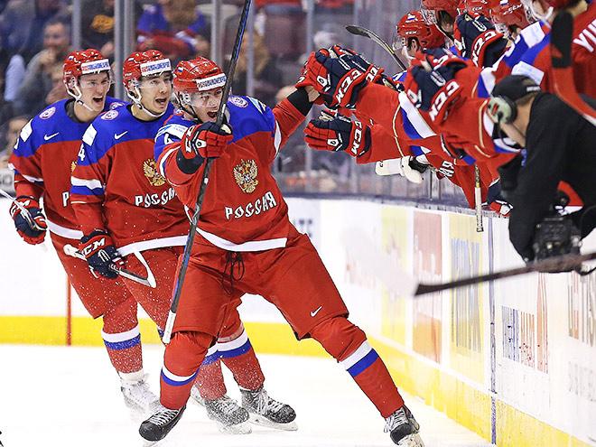МЧМ-2015. Россия в финале сыграет с Канадой
