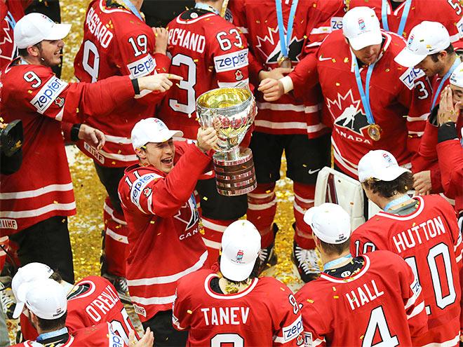 Канада выиграла чемпионат мира