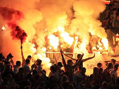 Матчи РФПЛ в среднем собирали 1 млн зрителей