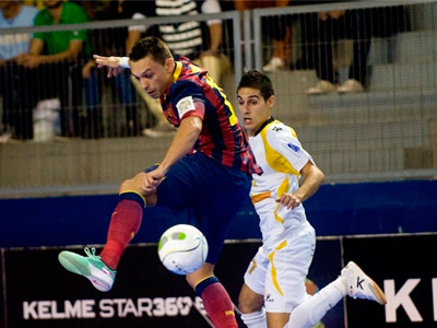Обзор 5-го тура чемпионата Испании по мини-футболу