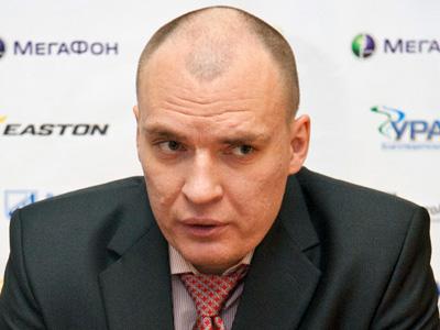 """Андрей Разин - новый наставник """"Кристалла"""" С"""
