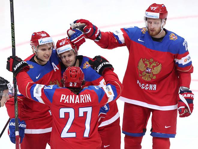 Чемпионат мира по хоккею - 2016. Онлайн-трансляция 9 мая