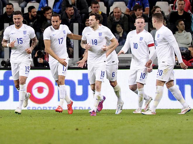 Почему сборная Англии вновь хороша