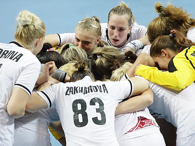 Женская сборная России по гандболу на Евро-2014