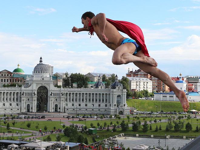 Безумные рекорды, установленные в водных видах спорта