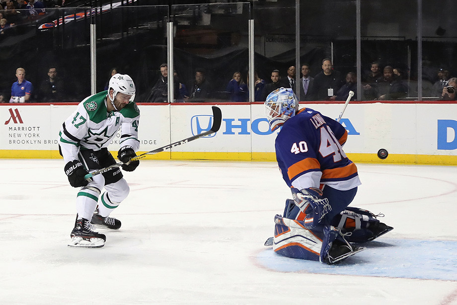 Дьявол точит зубы. Радулов забил 100 голов в НХЛ за карьеру