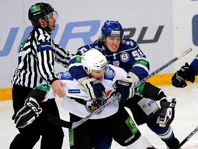 Хельстрём: никогда не играл в хоккей в 9 утра