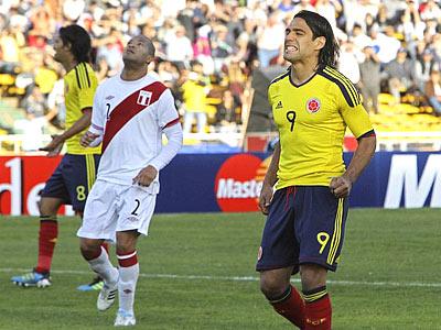 Кубок Америки: промах Фалькао, гримаса Батисты…