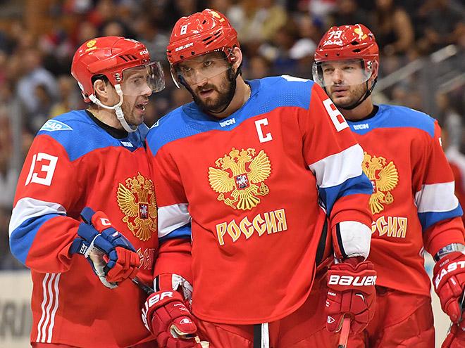 Россия – Швеция – 1:2 – обзор матча Кубка мира по хоккею – 2016