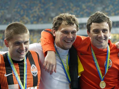 Игроки «Шахтёра» и «Металлурга» о финале Кубка
