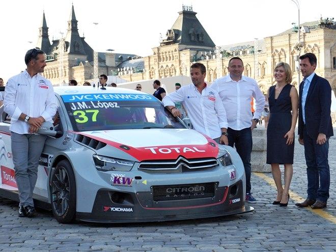 Moscow Raceway принимает российский этап WTCC