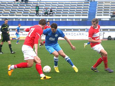 «Спартак» в Испании победил «Днепр» - 2:0