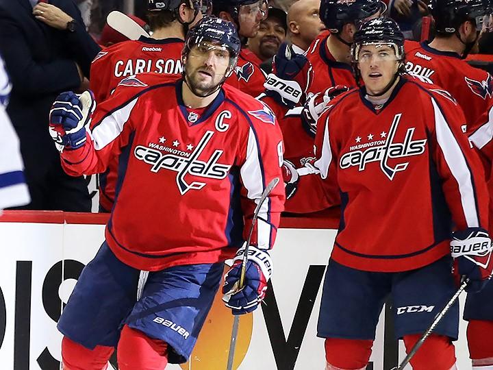 НХЛ должна дать оценку силовому приёму Кадри— Овечкин