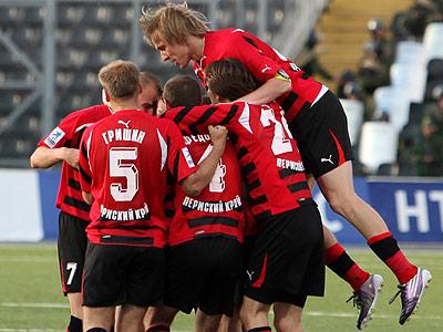 Команды РФПЛ перед стартом сезона-2012/13: «Амкар»