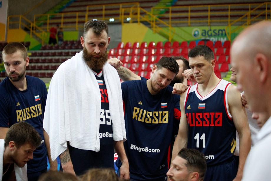 Россия — Аргентина — 64:85, чемпионат мира, обзор матча