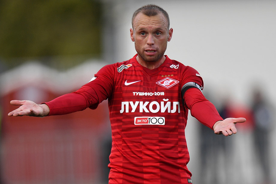 Имущество исчета футболиста Глушакова иего супруги арестовали врамках развода
