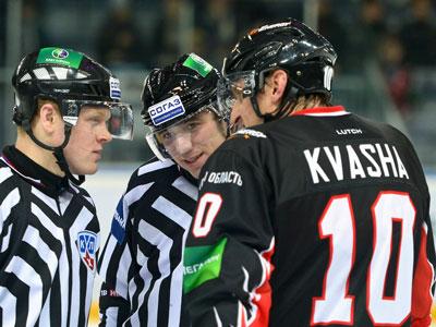 Олег Кваша и ещё 10 игроков на драфте отказов