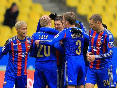 ЦСКА повторил самый удачный старт
