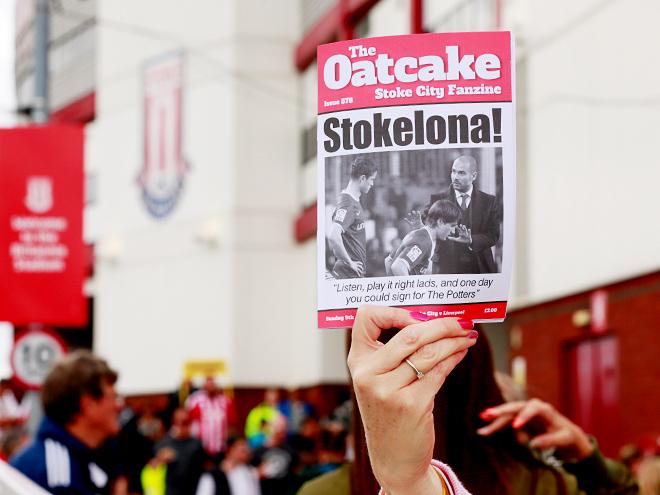 Как «Сток Сити» берёт пример с «Барселоны»