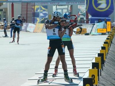 Молодёжь побеждает на чемпионате России