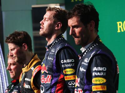 Оценки пилотам за Гран-при США Формулы-1