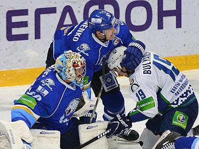 Итоги игрового дня КХЛ (28.01.2014)