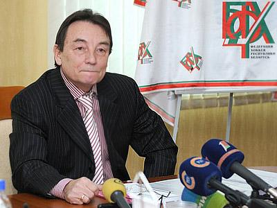 Генменеджер сборной Беларуси - о ситуации вокруг национальной команды