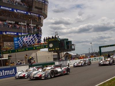 Обзор гонки «24 часа Ле-Мана» сезона-2012