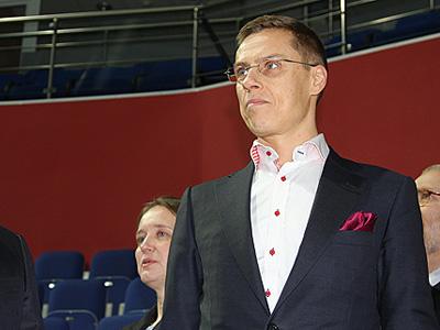 Александер Стубб