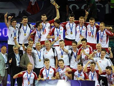 Победительница МЛ — 2012 сборная Польши