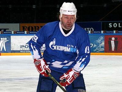 Интервью с ветераном хоккея Игорем Старковским