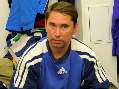 Сергей Золотов рассказал о себе