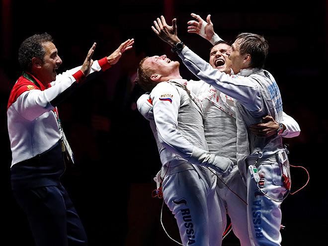 Олимпиада-2016. Как изменилось российское фехтование за четыре года
