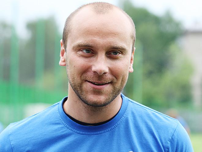 Дмитрий Хохлов – о «Динамо» и своём будущем