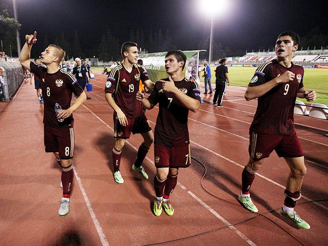 Россия U19 – Греция U19. Обзор матча – 4:0