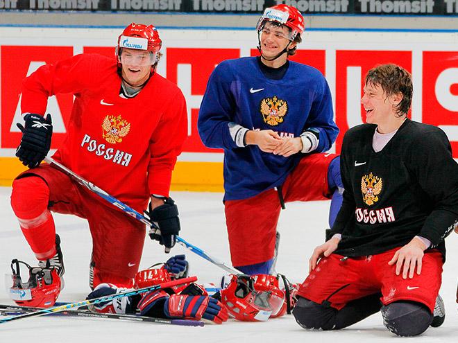 НХЛ – сборной России