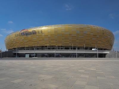 """""""PGE Arena"""""""