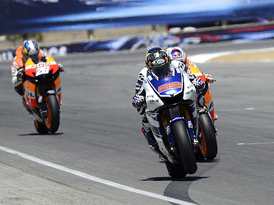 """""""Штопор"""" проредил ряды MotoGP"""