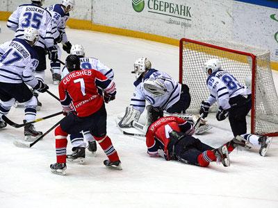 Итоги игрового дня ВХЛ (11.02.2014)