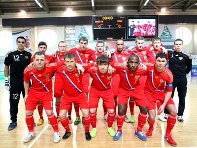 Отборочный раунд мини-футбольного Евро-2014