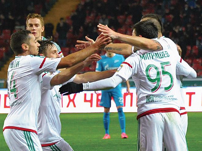 5 лучших голов 17-го тура российской Премьер-Лиги