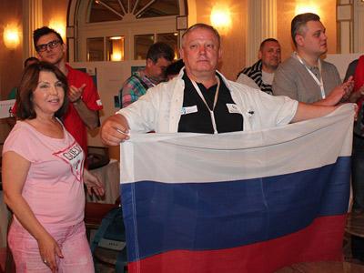 Россияне заняли второе место на Кубке Наций