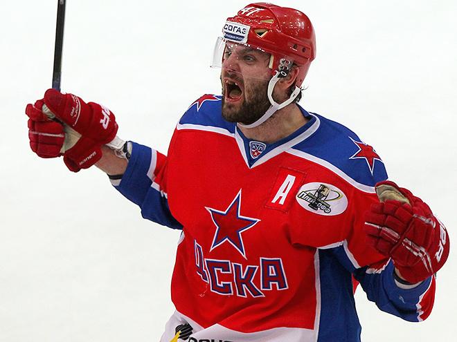 ЦСКА вырвал победу у «Йокерита» – 3:2