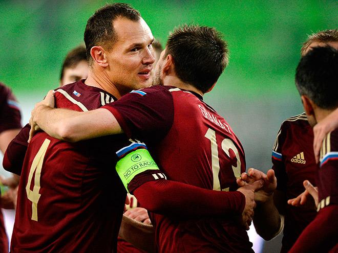 Венгрия – Россия. Обзор матча – 1:2