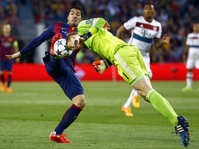 Корнеев и Хохлов - о матче «Барселона» - «Бавария»