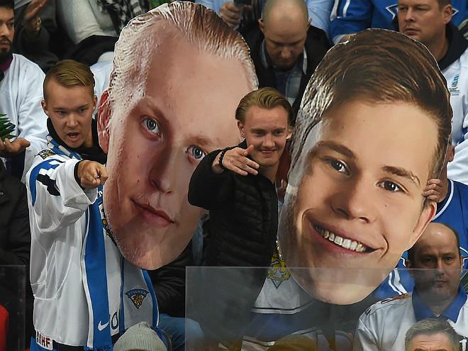 МЧМ-2016. Швеция – Финляндия – 1:2