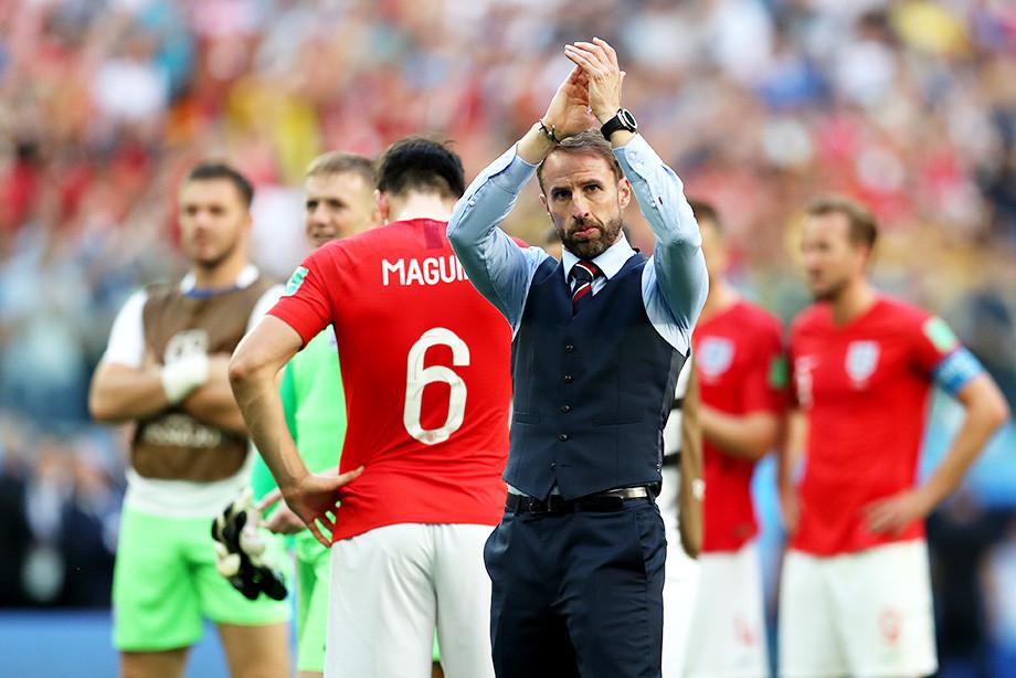 Лучше тренера по футболу по английские
